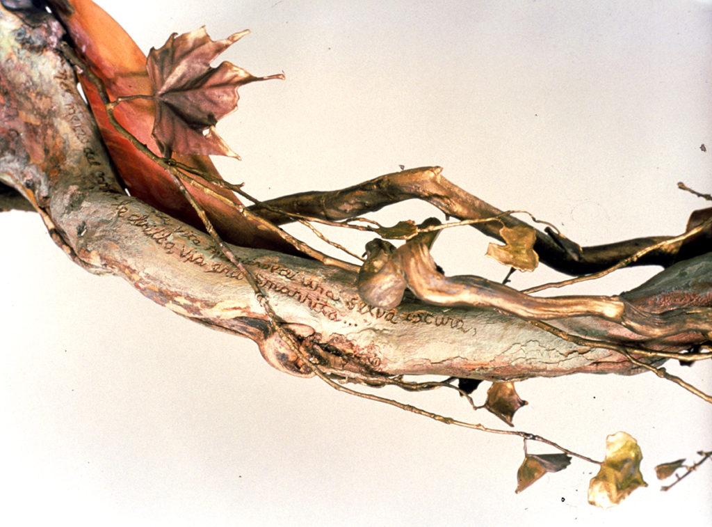 Detail, Dante's Portal: Inferno 1-3