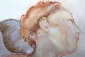 Archangel Benjamin by Elizabeth Bryan-Jacobs
