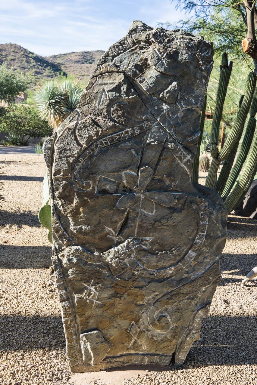 Runestone, Private Collection