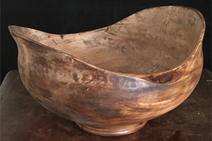 Trovato - Bowl by Bobby Jacobs