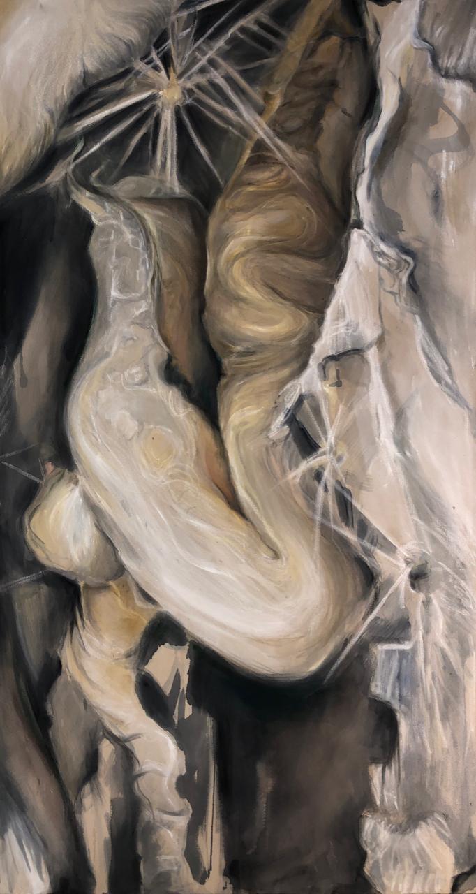Crevasse by Elizabeth Bryan-Jacobs