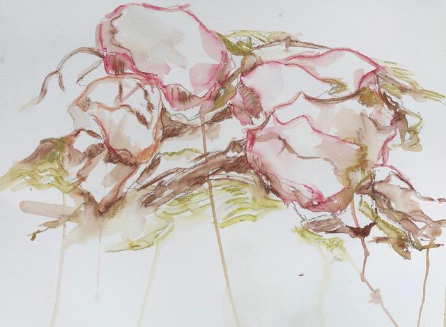 """Sati"" (mindfulness) by Elizabeth Bryan-Jacobs"
