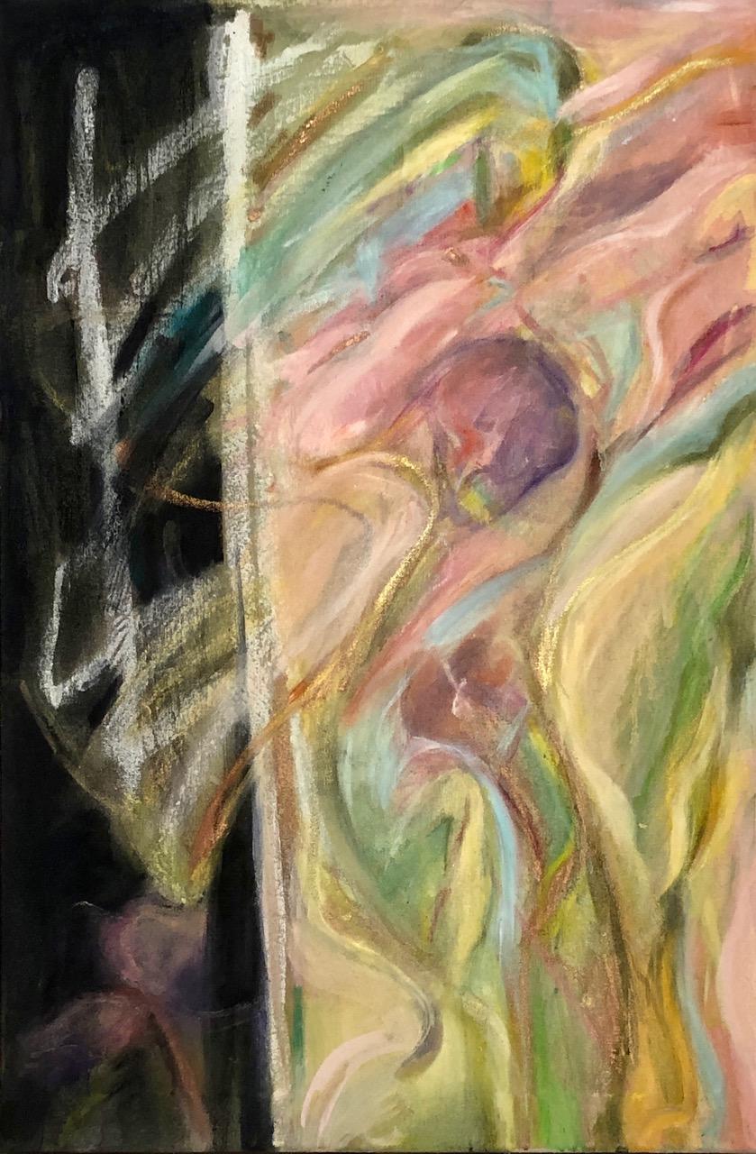 I Drew the Line - by Elizabeth Bryan-Jacobs